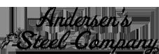 Anderson Steel Company logo